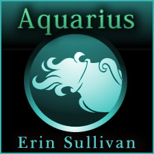 water bearer aquarius symbol