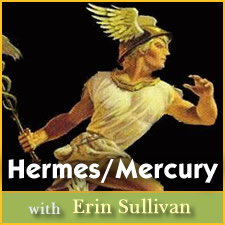 mercury with wings