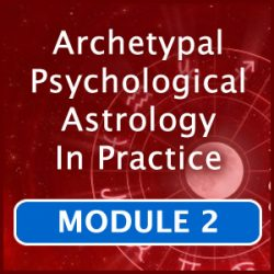 red astrological wheel module 2