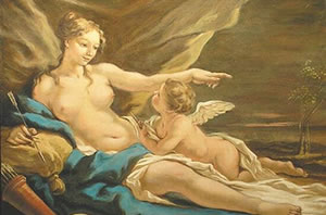 Eros and Aphrodite : Love and Creation